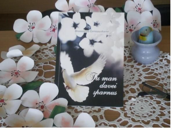 Naujai knygai suteikime sparnus…