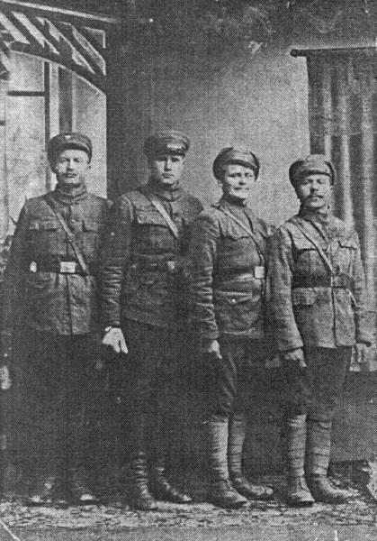 Joniškėlio partizanai