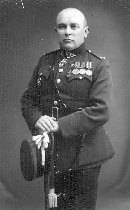 Pulkininkas leitenantas Antanas Stapulionis