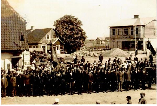 Joniškėlio partizanų suvažiavimas 1936 metais