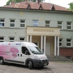 """""""Nedelsk"""" rožinis autobusėlis lankysis Joniškėlio krašte"""