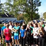 Bėgimas geresnės sveikatos link
