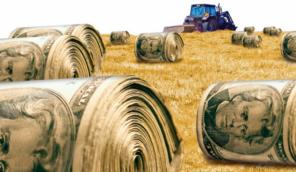paskolos ūkininkams