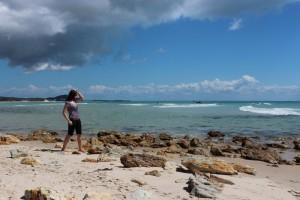 Atostogos Moreton saloje