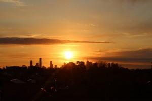 Melburnas pro buto langus