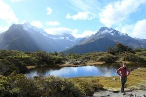 Zelandija kalnai