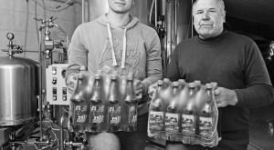 """Darius Rimkevičius iš tėčio Algimanto vadovavimą """"Joaldai"""" perėmė ne pačiu lengviausiu aludariams metu."""