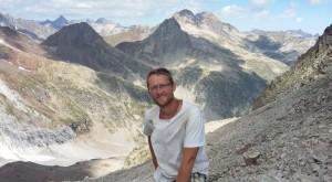 9.Aukščiausiame kelionės taške, 2750m virš jūros lygio.