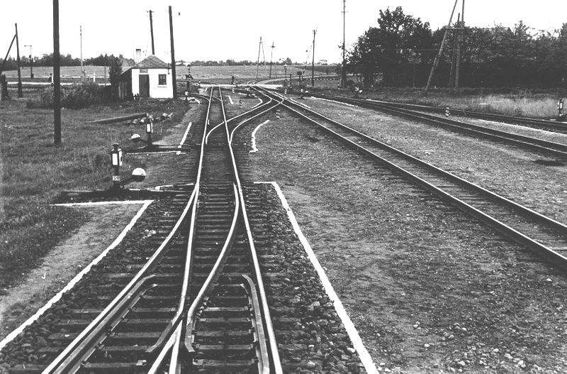 Joniskelio pervaza 1961